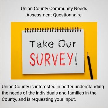 Union County Community Needs Assessment Questionnaire