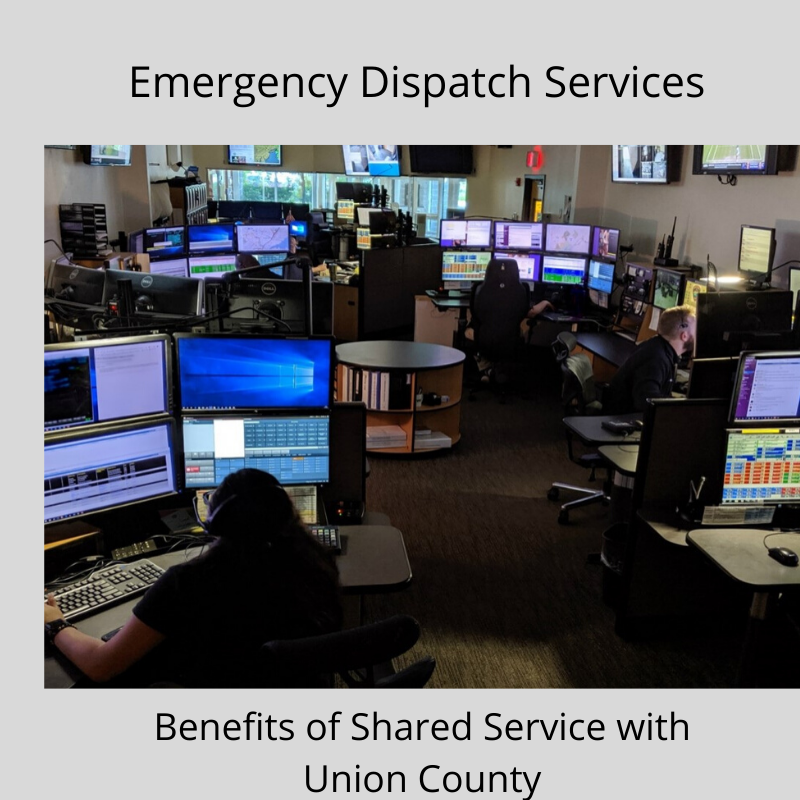 Emergency Dispatch Shared Service Presentation