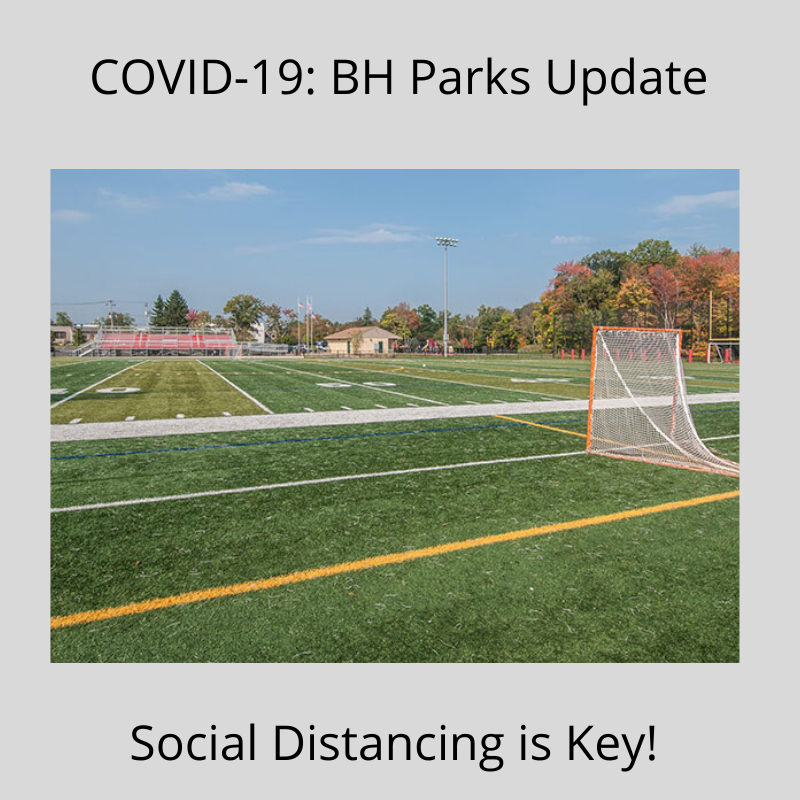 COVID-19 Parks Update