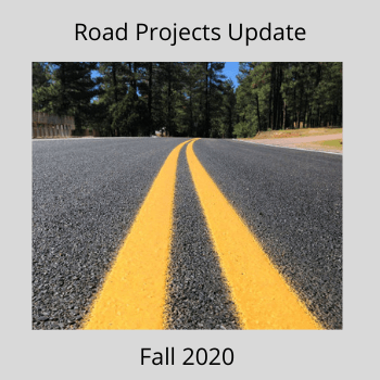 Road Project Update