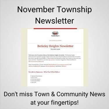 November 2020 Township Newsletter