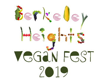 Vegan Fest 2019 Logo Transparent